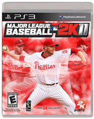 Major League Baseball 2K11 (PLAYSTATION3)