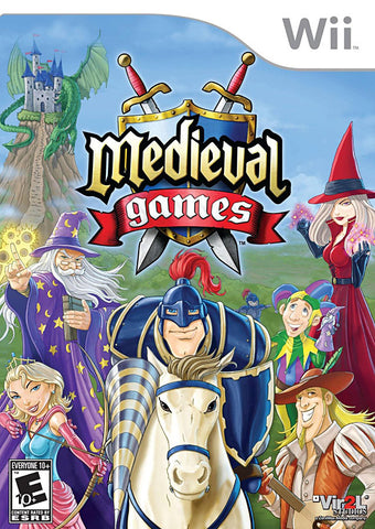 Medieval Games (Bilingual Cover) (NINTENDO WII) NINTENDO WII Game