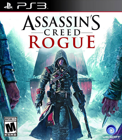 Assassin's Creed - Rogue (Trilingual Cover) (PLAYSTATION3) PLAYSTATION3 Game