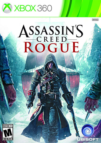 Assassin's Creed - Rogue (Trilingual Cover) (XBOX360) XBOX360 Game