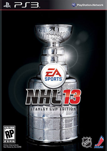 NHL 13 (Stanley Cup Collector's Edition) - Playstation 3 (PLAYSTATION3) PLAYSTATION3 Game