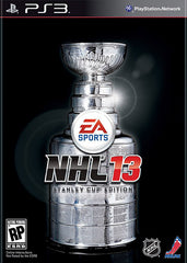 NHL 13 (Stanley Cup Collector's Edition) - Playstation 3 (PLAYSTATION3)