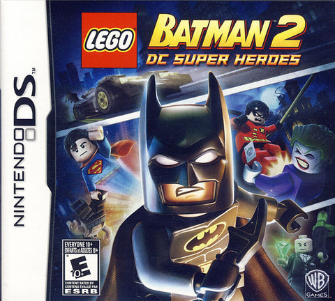 Lego Batman 2 - DC Super Heroes (French Version Only) (DS) DS Game