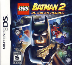 Lego Batman 2 - DC Super Heroes (French Version Only) (DS)