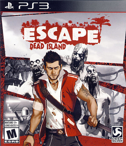 Escape Dead Island (Bilingual Cover) (PLAYSTATION3) PLAYSTATION3 Game