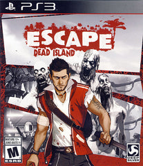 Escape Dead Island (Bilingual Cover) (PLAYSTATION3)