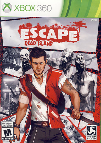 Escape Dead Island (Bilingual Cover) (XBOX360) XBOX360 Game