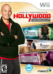 Harley Pasternak's - Hollywood Workout (NINTENDO WII)