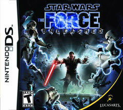 Star Wars - The Force Unleashed (Unilingual Cover) (DS)