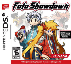 Foto Showdown (Trilingual Cover) (DS)