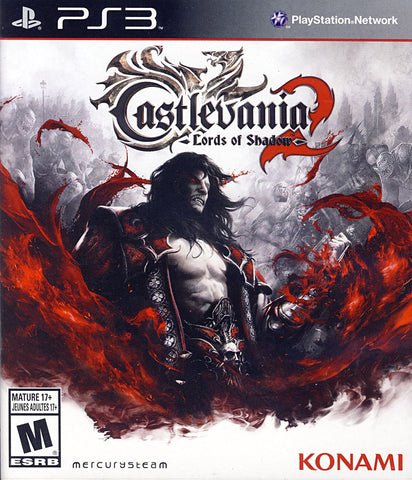 Castlevania - Lords of Shadow 2 (Trilingual Cover) (PLAYSTATION3) PLAYSTATION3 Game