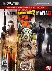 2K Rogues and Outlaws Collection (Spec Ops: The Line, Borderlands 2, Mafia II) (PLAYSTATION3)