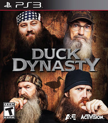 Duck Dynasty (PLAYSTATION3)