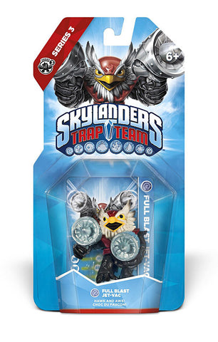 Skylanders Trap Team - Full Blast Jet Vac Character Pack (Toy) (TOYS) TOYS Game