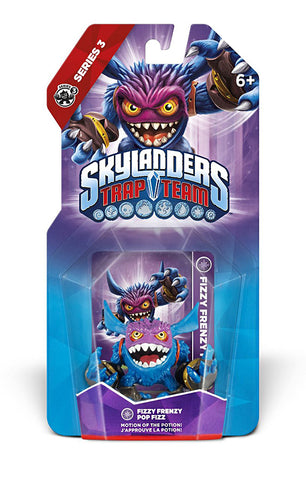 Skylanders Trap Team - Fizzy Frenzy Pop Fizz Character Pack (Toy) (TOYS) TOYS Game