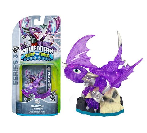 Skylanders SWAP Force - Phantom Cynder Series 3 Character (Toy) (TOYS) TOYS Game