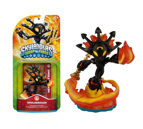 Skylanders SWAP Force - Smolderdash Character (Toy) (TOYS) TOYS Game