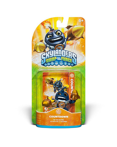 Skylanders SWAP Force - Countdown Character (TOYS) TOYS Game