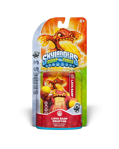 Skylanders SWAP Force - Lava Barf Eruptor Series 3 Character (Toy) (TOYS) TOYS Game