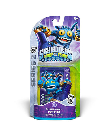 Skylanders SWAP Force - Super Gulp Pop Fizz Series 2 Character (Toy) (TOYS) TOYS Game