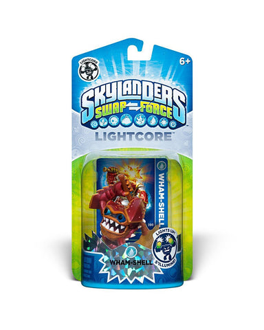 Skylanders SWAP Force - Lightcore Wham-shell Character (TOYS) TOYS Game