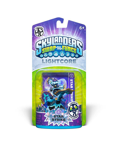 Skylanders SWAP Force - Lightcore Star Strike Character (TOYS) TOYS Game
