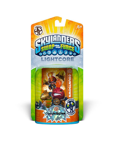 Skylanders SWAP Force - Lightcore Countdown Character (TOYS) TOYS Game