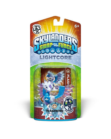 Skylanders SWAP Force - Lightcore Flashwing Character (TOYS) TOYS Game