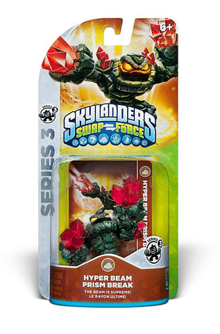 Skylanders SWAP Force - Hyper Beam Prism Break Character (Toy) (TOYS) TOYS Game