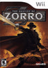 The Destiny of Zorro (Bilingual Cover) (NINTENDO WII) NINTENDO WII Game