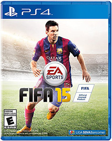 FIFA 15 (Bilingual Cover) (PLAYSTATION4) PLAYSTATION4 Game