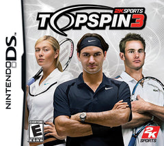 Top Spin 3 (DS)