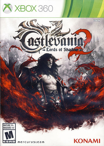Castlevania - Lords of Shadow 2 (Trilingual Cover) (XBOX360) XBOX360 Game