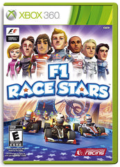 F1 Race Stars (Trilingual Cover) (XBOX360)