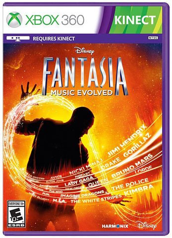Disney Fantasia - Music Evolved (XBOX360) XBOX360 Game