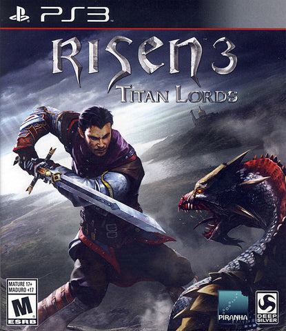 Risen 3 - Titan Lords (Bilingual Cover) (PLAYSTATION3) PLAYSTATION3 Game