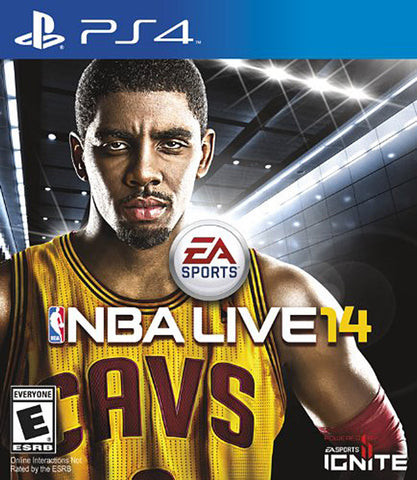 NBA Live 14 (PLAYSTATION4) PLAYSTATION4 Game