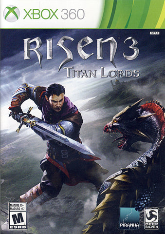 Risen 3 - Titan Lords (Bilingual Cover) (XBOX360) XBOX360 Game