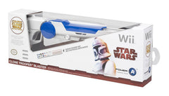 Star Wars Clone Trooper Blaster Rifle (NINTENDO WII)