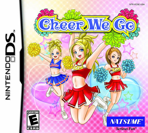 Cheer We Go! (DS) DS Game