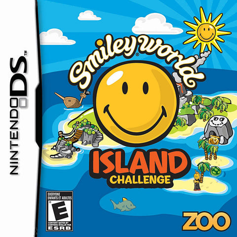 Smiley World - Island Challenge (Bilingual Cover) (DS) DS Game