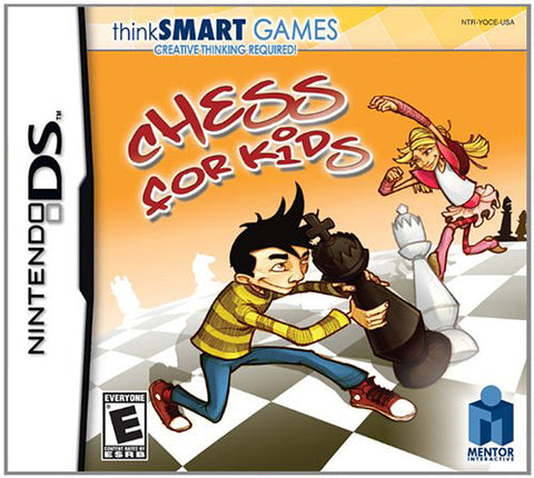 Thinksmart - Chess for Kids (DS) DS Game