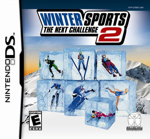 Winter Sports 2 - The Next Challenge (DS) DS Game