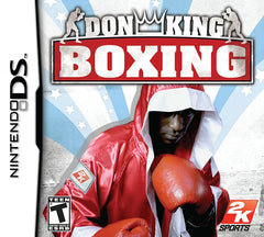 Don King - Boxing (Bilingual Cover) (DS)