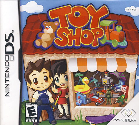 Toy Shop (Bilingual Cover) (DS) DS Game