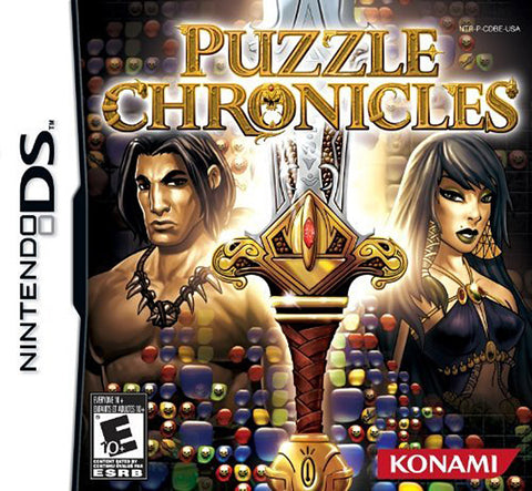 Puzzle Chronicles (Trilingual Cover) (DS) DS Game