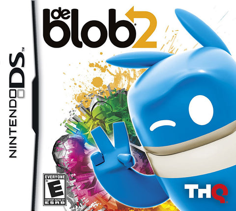 De Blob 2 (Bilingual Cover) (DS) DS Game