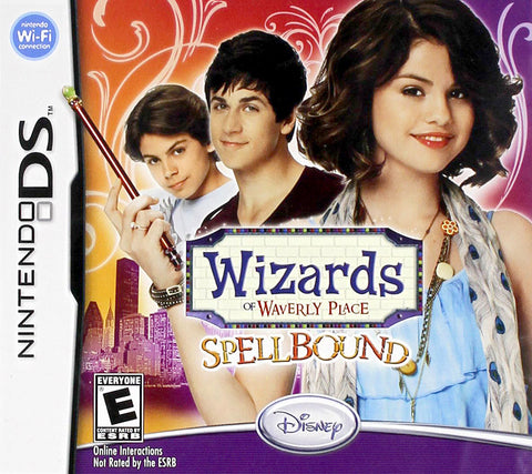 Wizards of Waverly Place - Spellbound (DS) DS Game