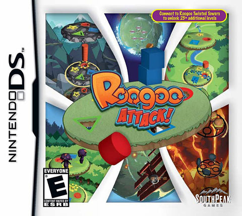 Roogoo Attack (DS) DS Game
