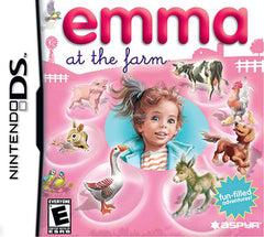 Emma at the Farm (DS)